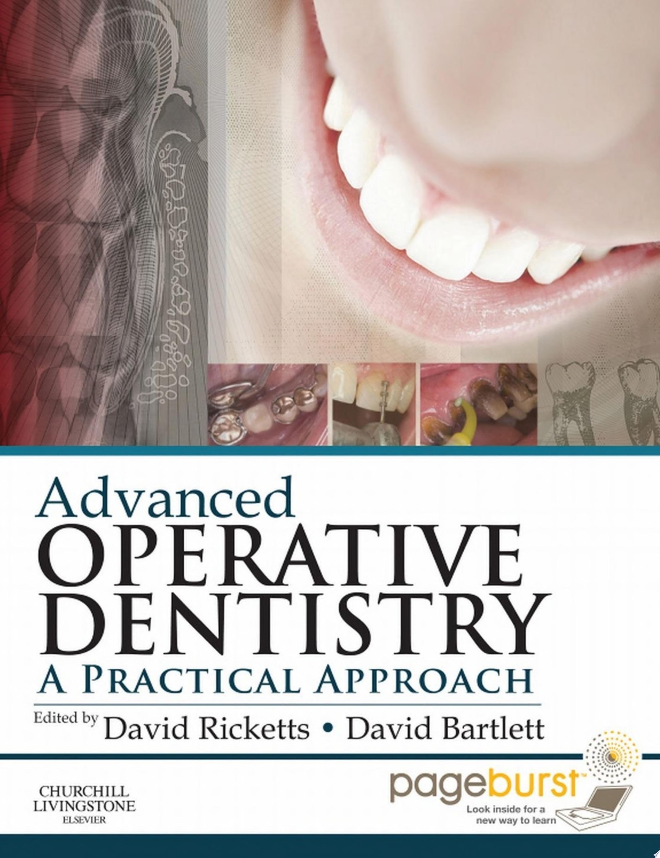 Advanced Operative Dentistry E Book