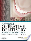 Advanced Operative Dentistry E Book Book