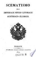 Schematismo Dell' Imperiale Regio Litorale Austriaco-Illirico