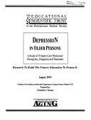 Depression In Older Persons