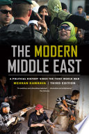 The Modern Middle East  Third Edition Book PDF