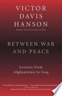 Between War and Peace Book