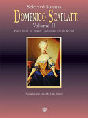 Selected Sonatas  Volume II