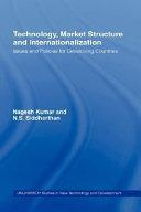 Technology  Market Structure  and Internationalization