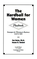 The Hardball for Women Playbook