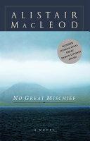 No Great Mischief Pdf/ePub eBook