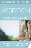 20 MINUTES TO MASTER     MEDITATION