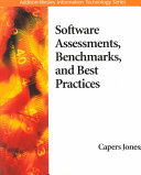 Software Assessments  Benchmarks  and Best Practices