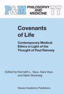 Pdf Covenants of Life