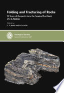 Folding and Fracturing of Rocks Book