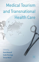 Medical Tourism and Transnational Health Care Pdf/ePub eBook
