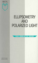 Ellipsometry and Polarized Light