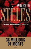 Stèles. La Grande Famine en Chine (1958-1961) Pdf/ePub eBook