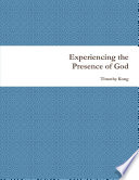 Experiencing The Presence Of God Book PDF