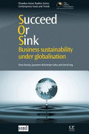 Succeed Or Sink  Business Sustainability Under Globalisation