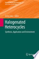 Halogenated Heterocycles Book