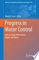 Progress In Motor Control Book PDF
