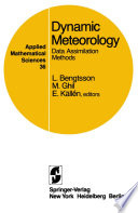 Dynamic Meteorology  Data Assimilation Methods