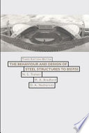 Behaviour and Design of Steel Structures to BS 5950 Book