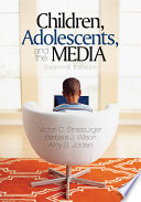 Children  Adolescents  and the Media Book