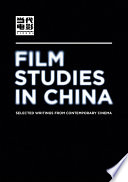 Film Studies in China Book