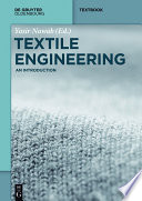 Textile Engineering Book