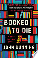 Booked to Die John Dunning Cover