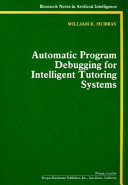 Automatic Program Debugging for Intelligent Tutoring Systems