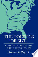 The Politics of Size Pdf/ePub eBook