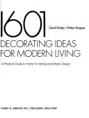 1601 decorating ideas for modern living