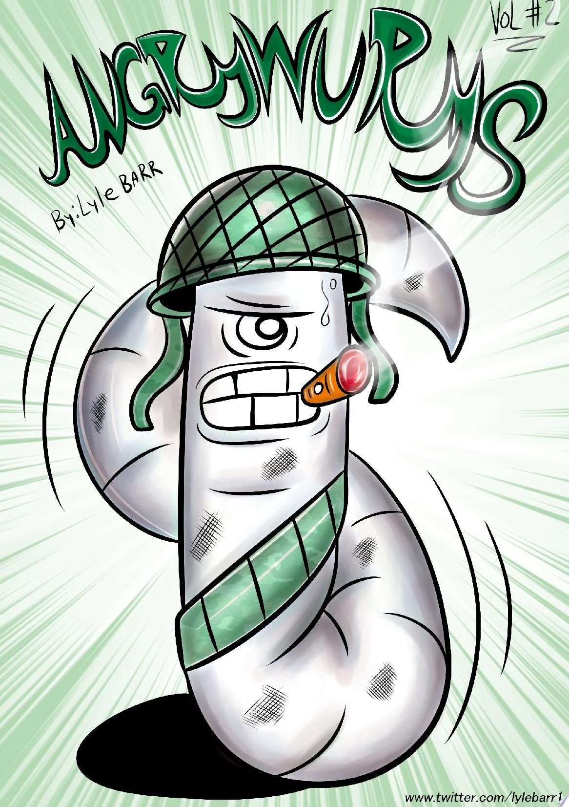 Angrywurms vol  2