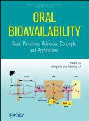 Oral Bioavailability