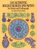 550 Authentic Rococo Designs and Motifs for Artists and Craftspeople Pdf/ePub eBook
