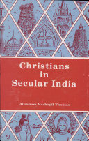 Pdf Christians in Secular India Telecharger