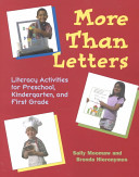 More Than Letters
