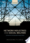 Network Industries And Social Welfare Book PDF