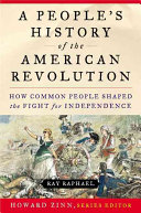 Cover of A People's History of the American Revolution