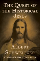 Pdf The Quest of the Historical Jesus Telecharger