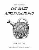 American Brilliant Period Cut Glass Advertisements Book Six