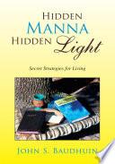 Hidden Manna Hidden Light Book PDF