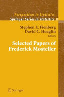 Selected Papers of Frederick Mosteller