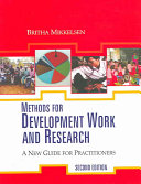 A Methods for Development Work and Research