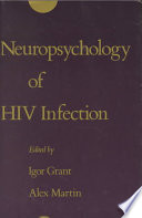 Neuropsychology Of Hiv Infection Book PDF