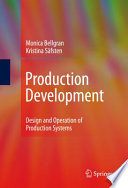 Production Development Book