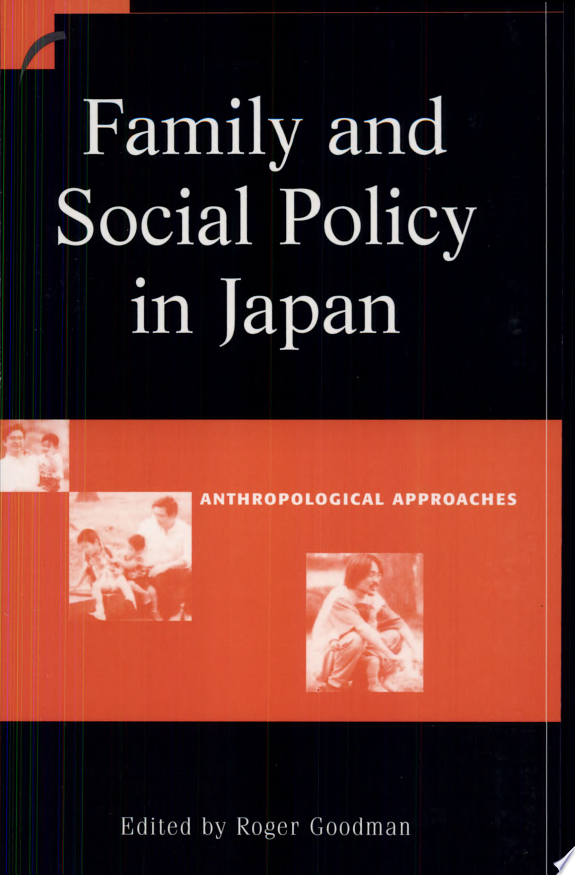 Family and Social Policy in Japan
