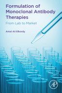 Formulation of Monoclonal Antibody Therapies