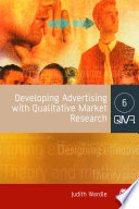 Developing Advertising with Qualitative Market Research