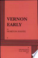 Vernon Early