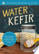 Water Kefir Book PDF
