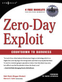 Zero-Day Exploit: [Pdf/ePub] eBook